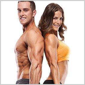 Trainingspläne zum Muskelaufbau und Abnehmen von Profis