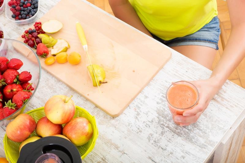 Küchenutensilien für die gesunde Fitnessküche
