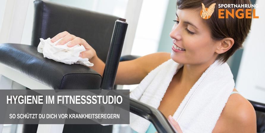 Hygiene im Fitnessstudio wie Du Dich vor Krankheitserregern schützen kannst