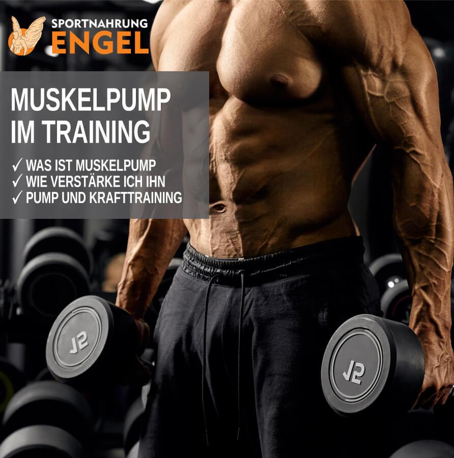 Wie wichtig ist Muskelpump beim Krafttraining