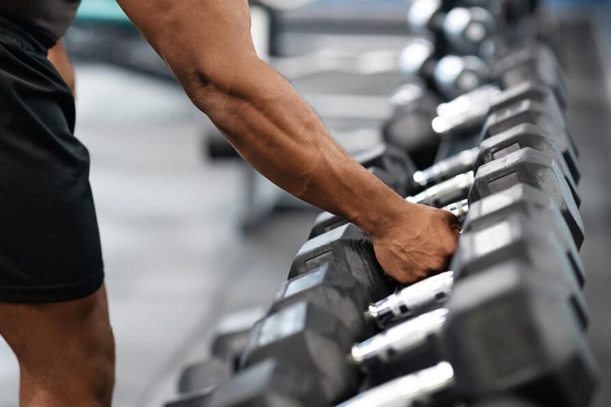 Das richtige Trainingsgewicht für erfolgreichen Muskelaufbau