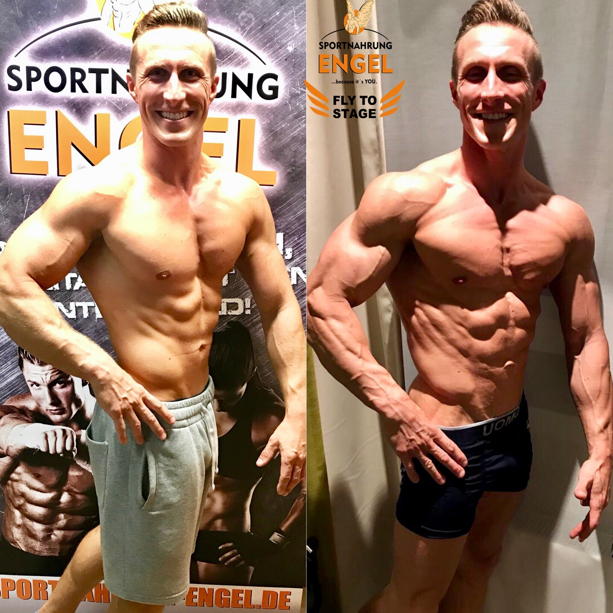 Norman Hentrich Mens Physique