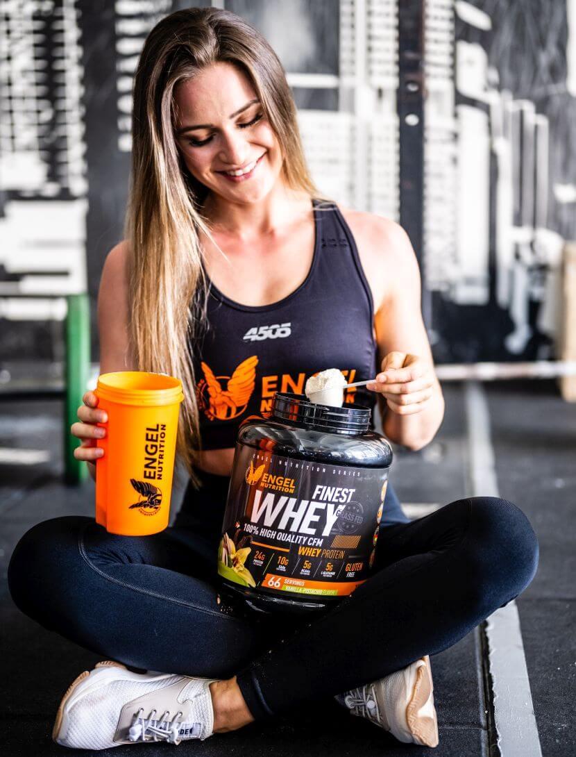 Engel Nutrition Finest Whey ist ein Top 50 Produkt