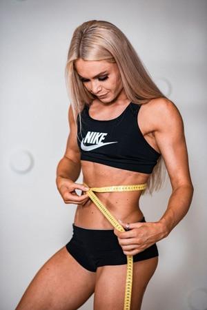 Benötigte Kalorien für Muskelaufbau und Fettabbau