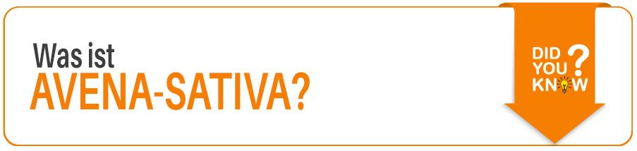 Im Fitness Lexikon Erklärt - Was ist Avena Sativa