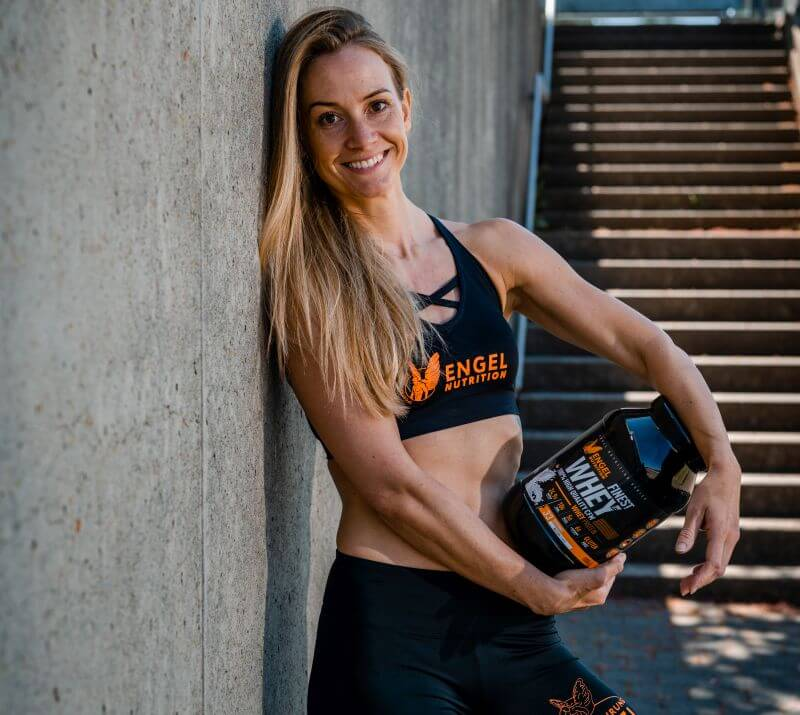 Wheyprotein als Post Workout Protein