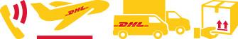 DHL - unser Versandpartner