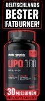 Lipo 100 Men Bester Fatburner Deutschlands