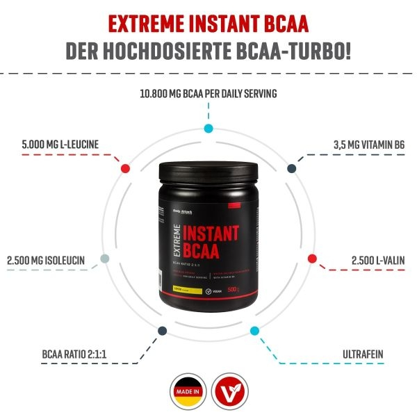 BCAA Instant von Body Attack