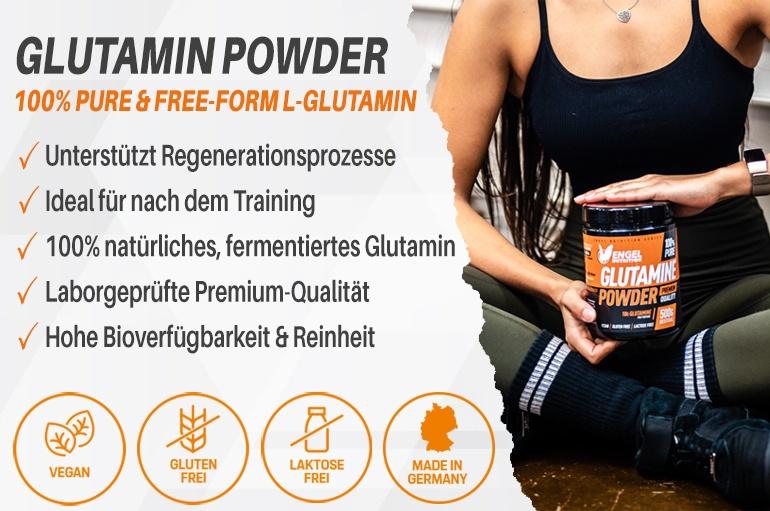 L-Glutamin Fakts LG