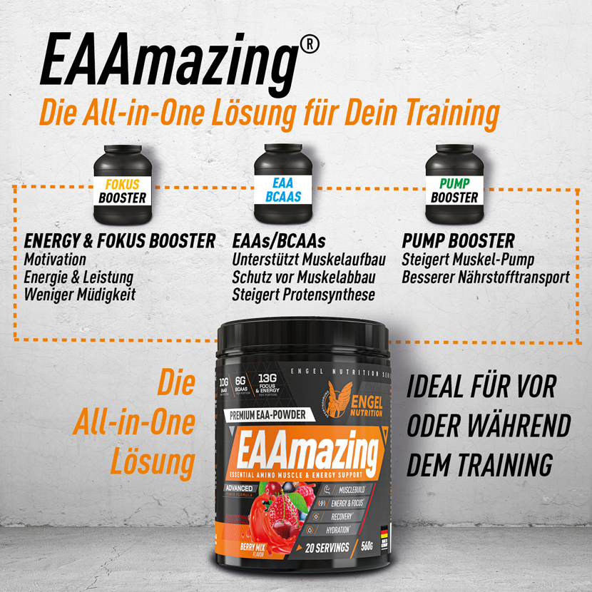 EAAmazing All in One Aminos XS