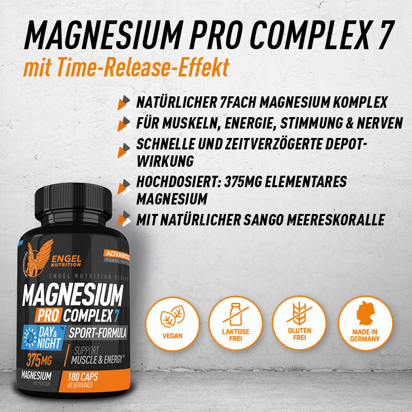 Highlights Magnesium Pro Complex 7 XS