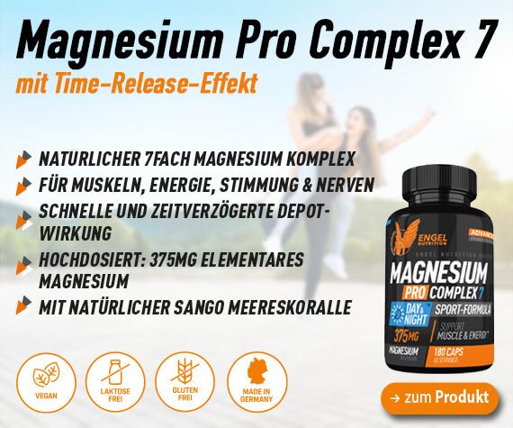 Engel Nutrition Magnesium Pro Complex 7