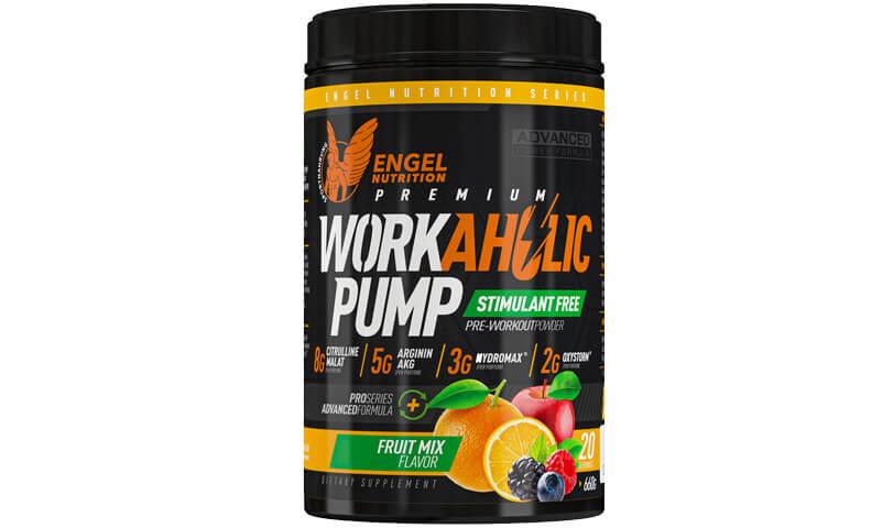 Engel Nutrition Workaholic Pump Booster XS