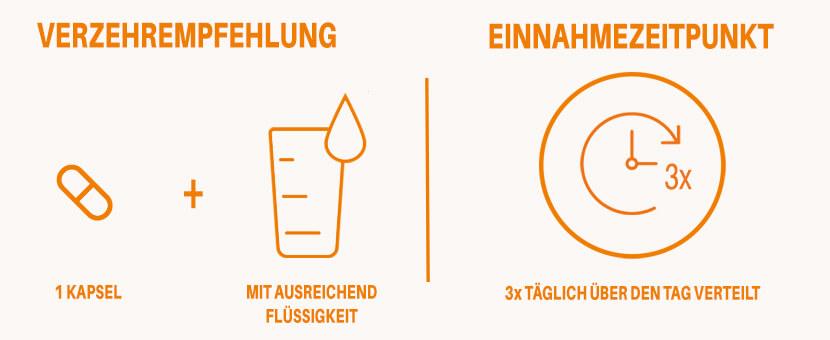 Engel Nutrition Multi Vitamin und Minerals Verzehrempfehlung XS