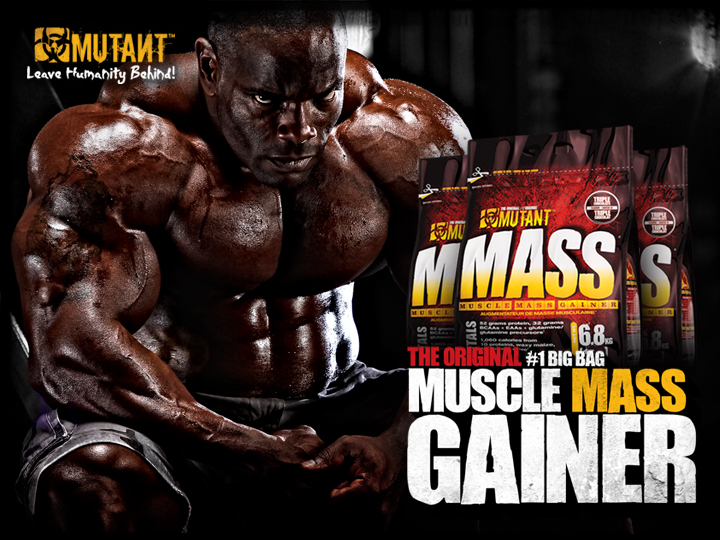 Mutant Weight Gainer aus den USA