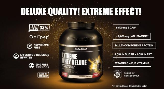 Extreme Whey Deluxe