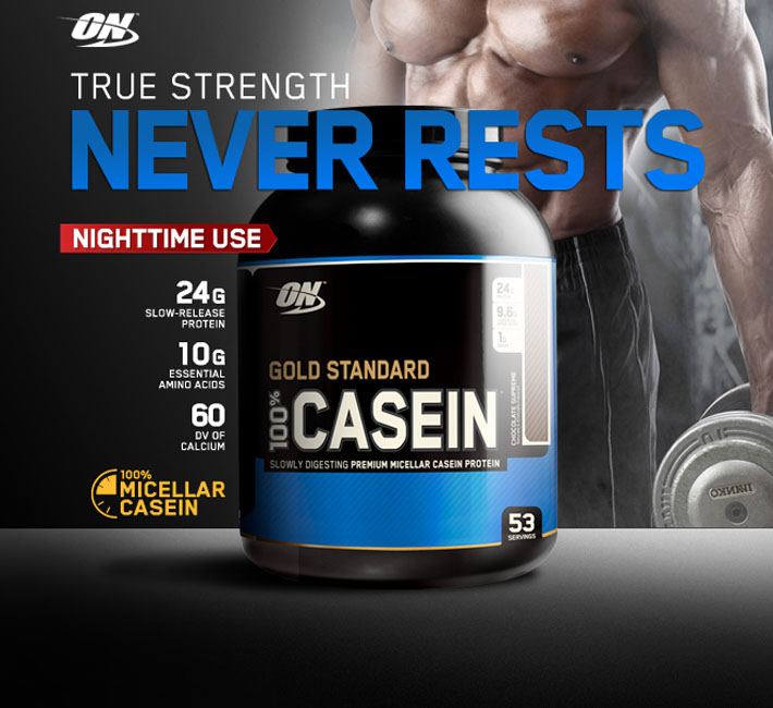 Optimum Nutrition Casein Protein