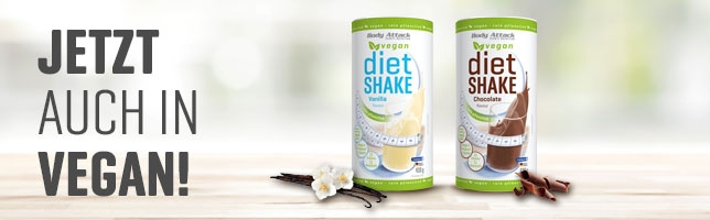 Body Attack Vegan Diät Shake