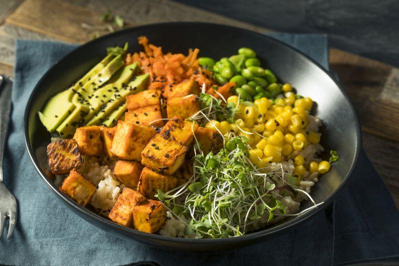 Muskelaufbau Rezepte auch für Vegetarier