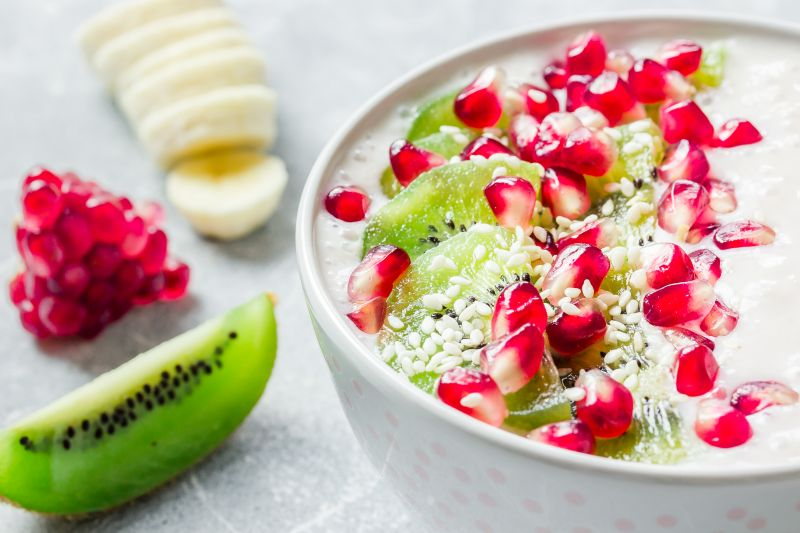Leckere Smoothie Bowl
