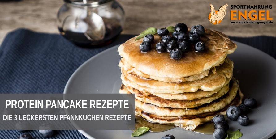 Die Besten Protein Pancake Rezepte zum Frühstück