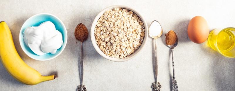 Diese Zutaten benötigst Du für Protein Pancakes