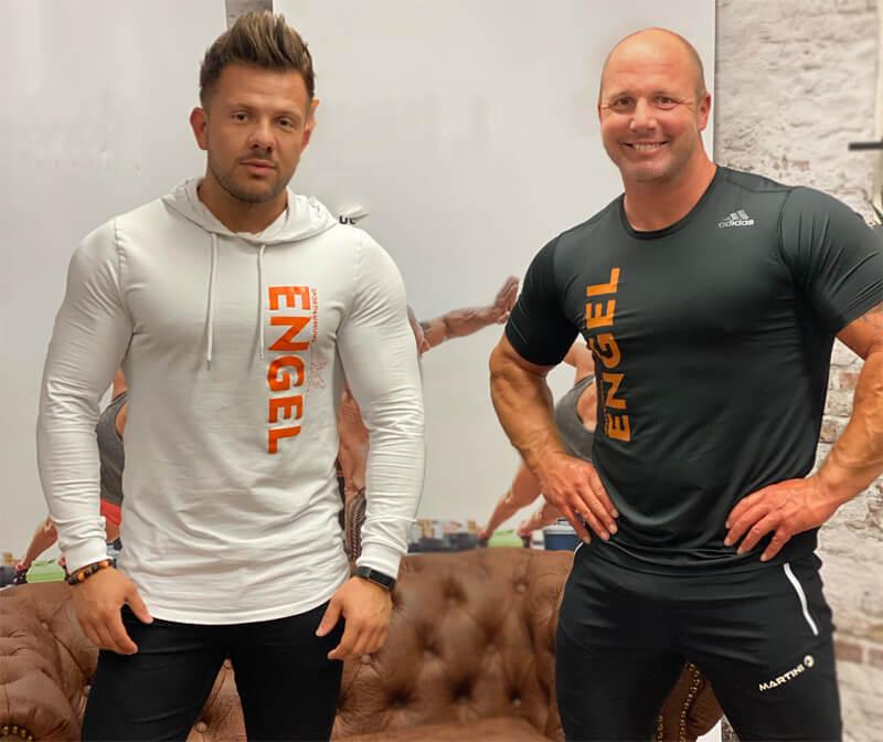 Christian Engel & Edgar Kisler - Berater bei Sportnahrung Engel