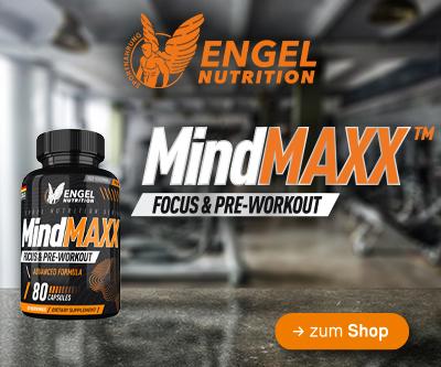 jetzt neu bei Sportnahrung Engel - Engel Nutrition MindMaxx