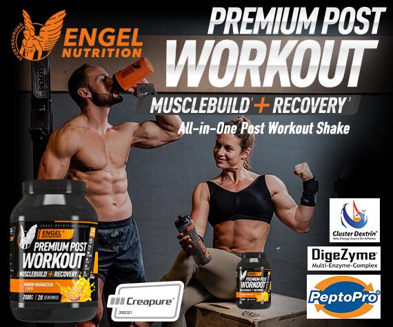 Engel Nutrition Premium Post Workout - 2000g Dose kaufen