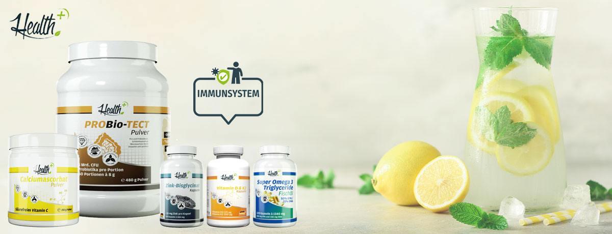 Healt+ Produkte für Deine Gesundheit
