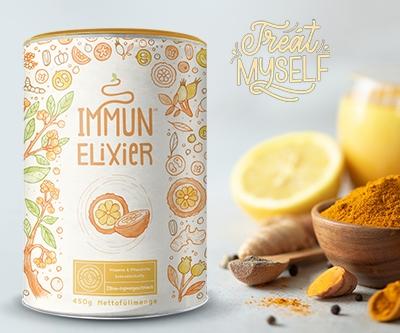 Neu bei Sportnahrung-Engel - Alpha Foods Immun Elixier