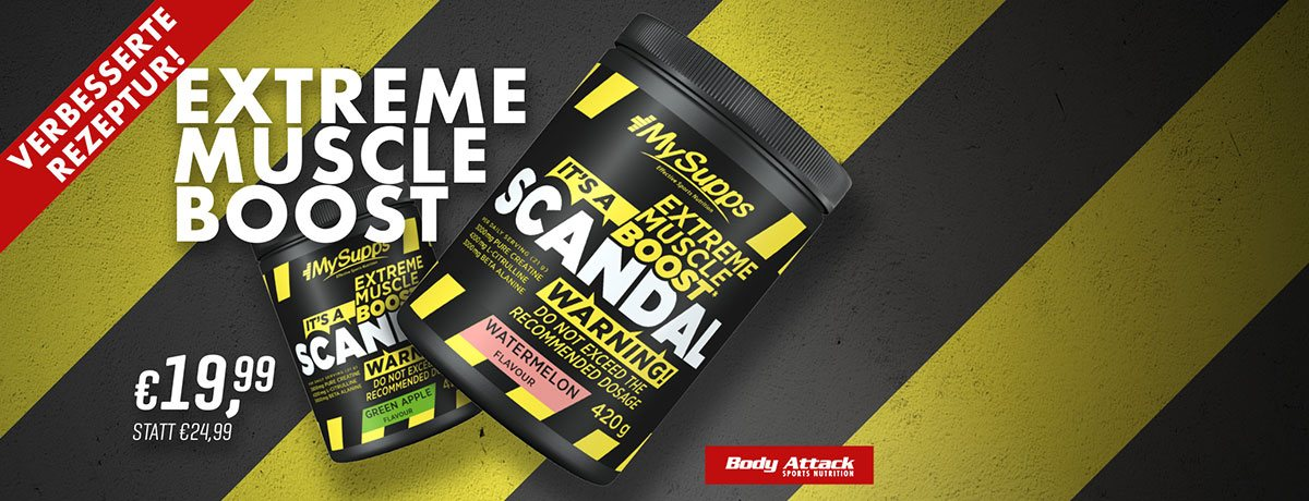 My Supps Scandal Booster