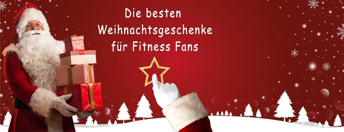 Weihnachtsgeschenke für Fitness Sportler und Bodybuilder