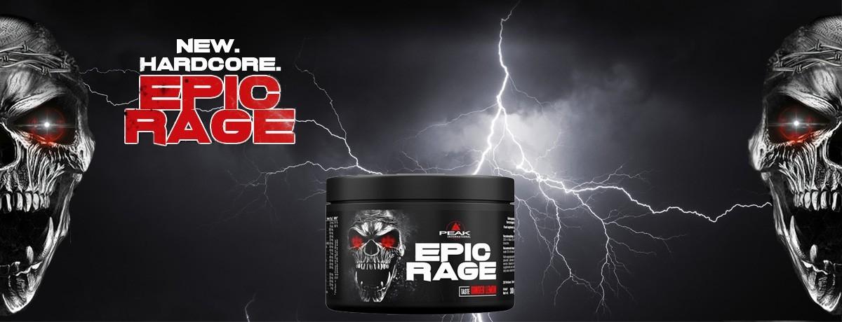 Der neue Booster Peak Epic Rage