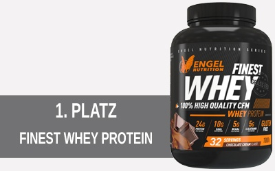 Top 1 Engel Nutrition Whey Protein