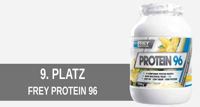 Top 9 Frey Nutrition Protein 96