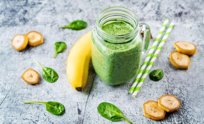 Leckere Grüne Smoothies selber zubereiten
