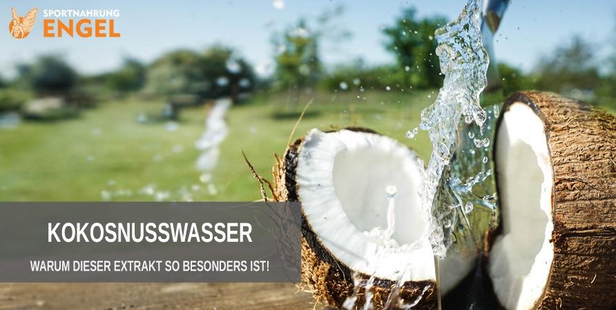 Kokosnusswasser Extrakt