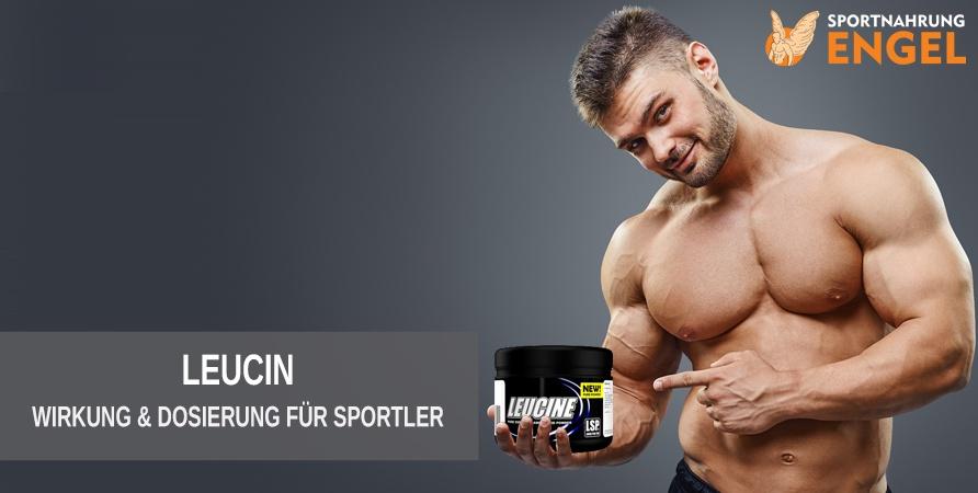 Leucin wichtige Aminosäure für Sportler