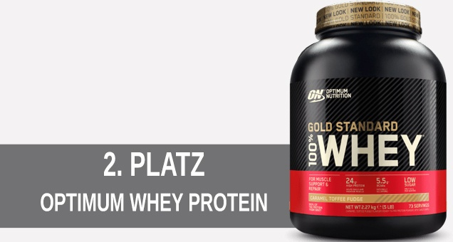 Top 2 Optimum Nutrition Whey Protein