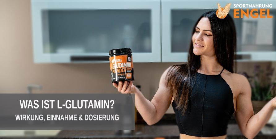 Häufig gestellte Fragen zum Thema Glutamin