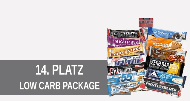 Platz 14 Low Carb Start Up Package