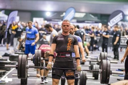 Crossfit Deadlift alias Kreuzheben