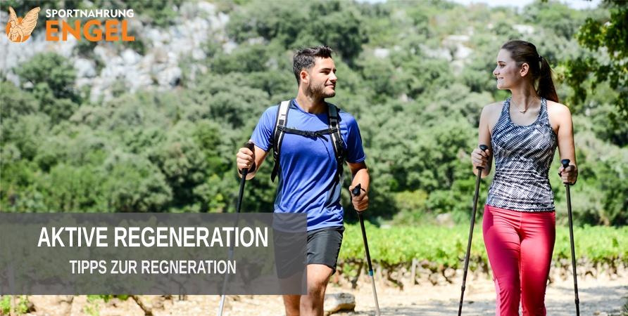Aktive Regeneration - Wie du nach einem Workout am besten Regenerierst