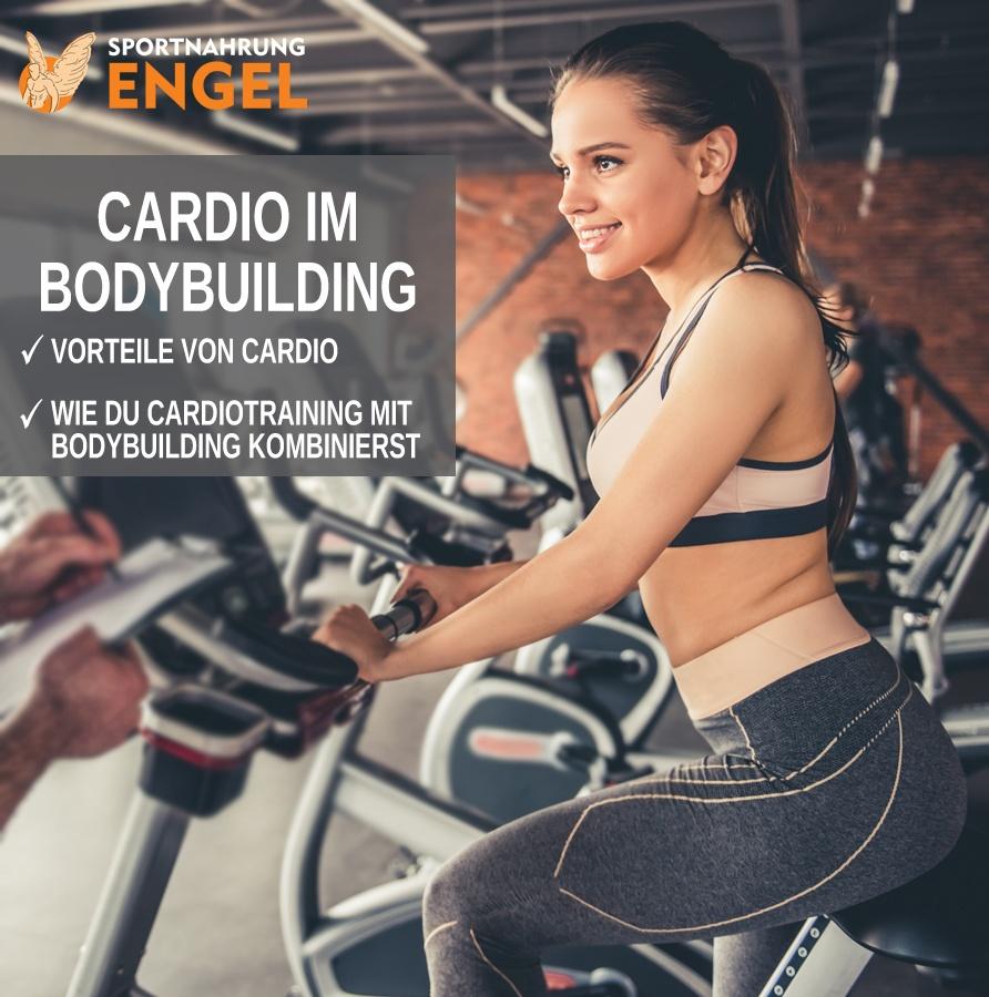 Ist Cardiotraining im Bodybuilding sinnvoll?