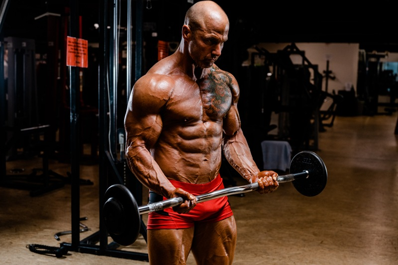 Trainingstempo - Muskelaufbau Strategie
