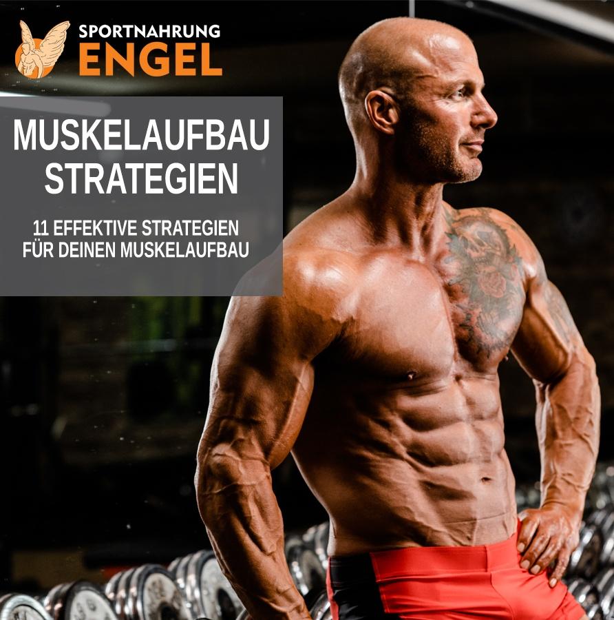 Effektive Strategien zum Muskelaufbau