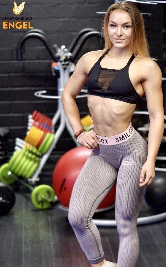 Auch Frauen profitieren beim Muskelaufbau von Time under Tensionh