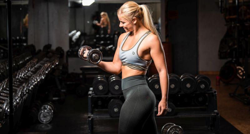 Mit richtigem Krafttraining für Frauen zum Traumkörper
